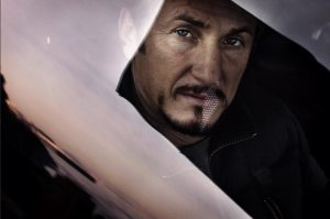 Sean Penn by Paolo Pellegrin for Magnum/New York Times