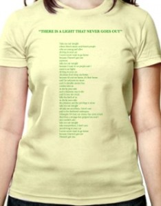 music-t-shirts-i-ve-always-wanted-the-smiths-there-is-a-light-that-never-goes-out-lyrics